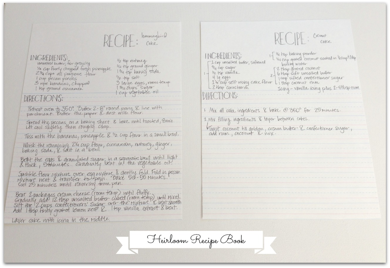 fancy recipe book template pages gift resume ideas